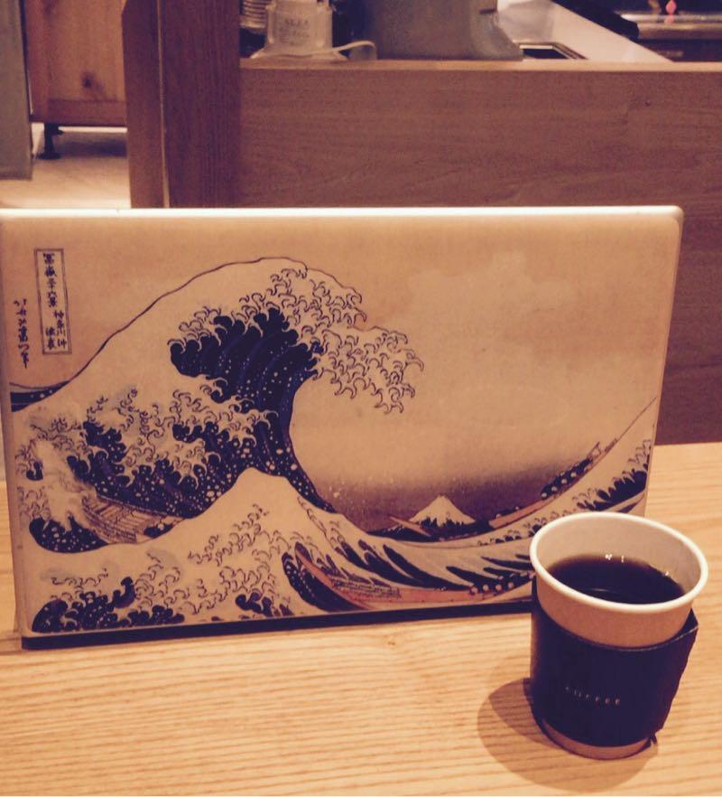 虎ノ門コーヒーは、ドリップコーヒーをいれてくれるのだ。