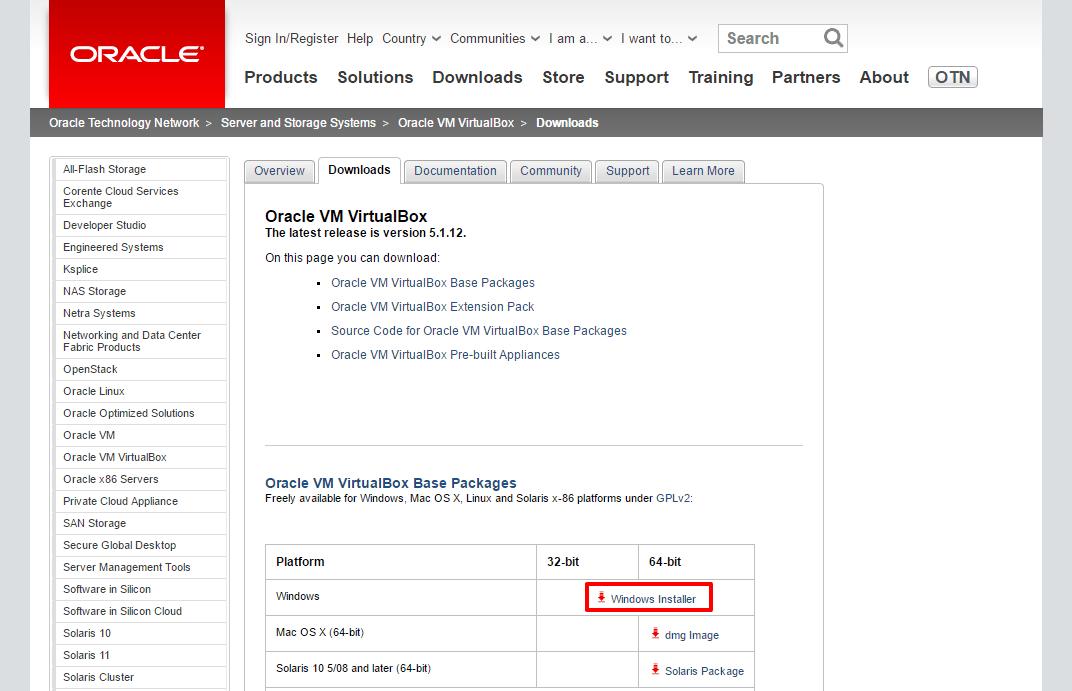 IEの検証環境を、仮想環境として作るVirtualBox、Microsoft Edge Development