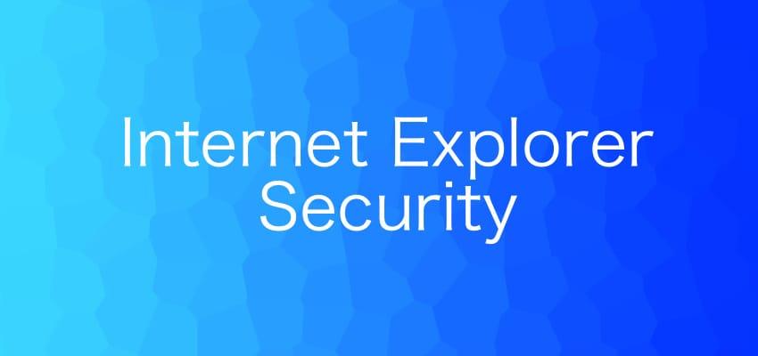 IEのセキュリティ設定が「高」になっている場合は、「信頼済みサイト」にドメインを登録するとJavascriptも動作するようになる
